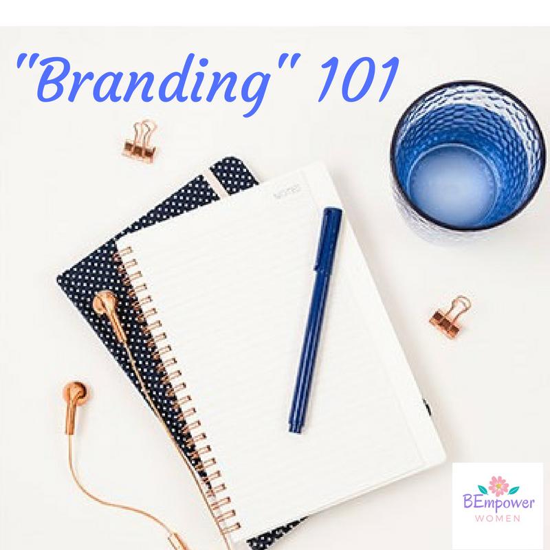 """""""Branding"""" 101 graphic"""