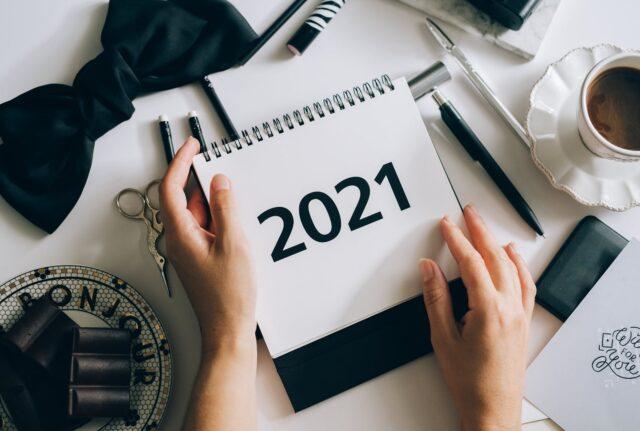 Cómo comenzar el 2021 con el pie derecho