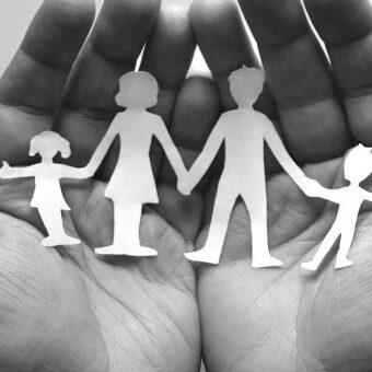 family_hands_handicraft_paper